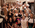 Ballet performance at 'Go Dance 13'