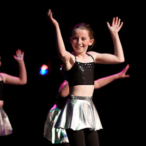Falkirk Braes jazz dancing classes