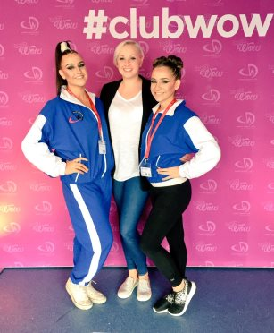 Team Scotland at Dance World Cup
