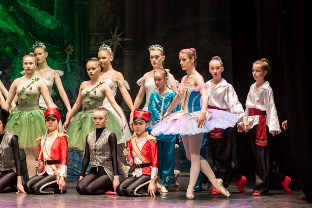 The Nutcracker with the Russian State Ballet