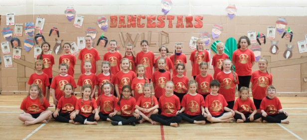 Superb DanceStars Junior Summer School