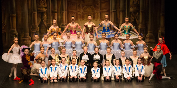 Sleeping Beauty with the Russian State Ballet