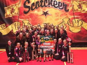 Starshine win Grand Champion title!