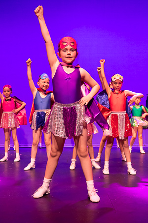 "Little dancers dazzle in ""Pure Imagination"""