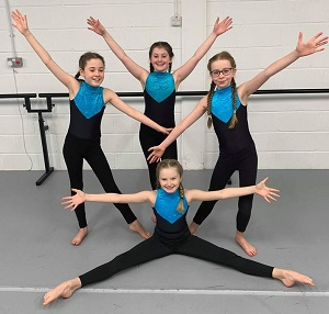 Winter 2019 dance exam results