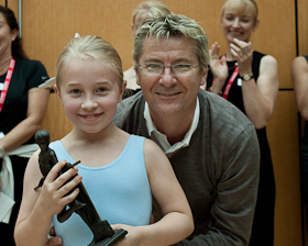 Ballet Award Success