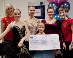 Fundraising for the STV Appeal 2012
