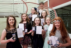 Falkirk Arts Awards 2015