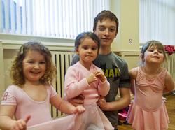 Ballet good work experience!
